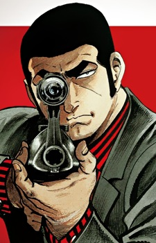 Duke Togo from Golgo 13
