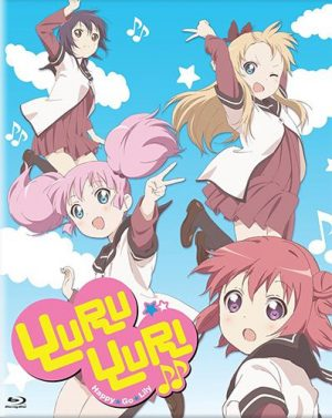 Yuru Yuri (Happy Go Lily)