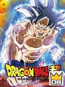 Dragon Ball Super Blu-ray Box 11