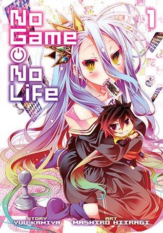Shiro from No Game No Life