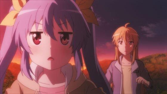 Anime Movie Non Non Biyori tung Key Visual mới