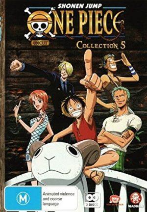6 Anime Like One Piece