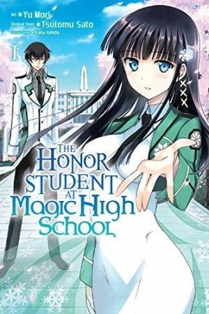 6 Anime Like Mahouka Koukou No Rettousei (The Irregular at Magic High School)