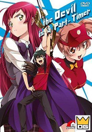 Hataraku Maou-sama! (The Devil is a Part-Timer!)
