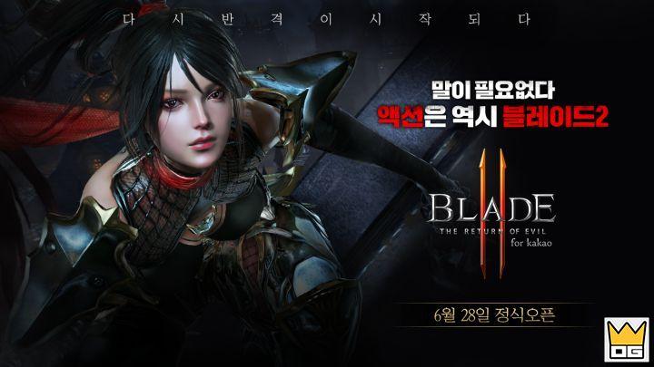 Game Mobile Blade II: The Return of Evil đã chính thức ra mắt
