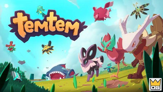 Xuất hiện tựa game mới mang phong cách giống hệt Pokemon