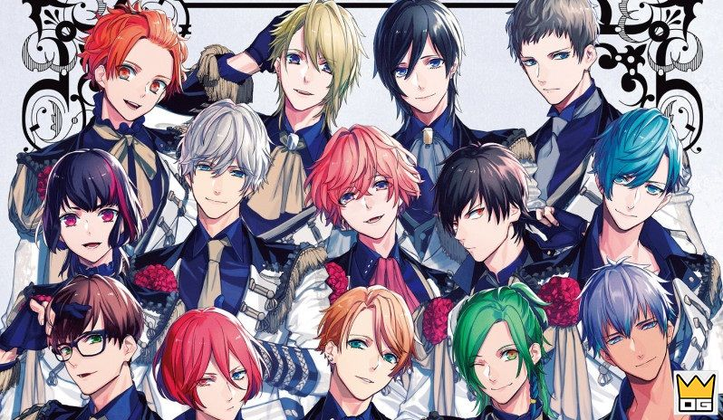 Anime B-PROJECT Season 2 tung visual mới