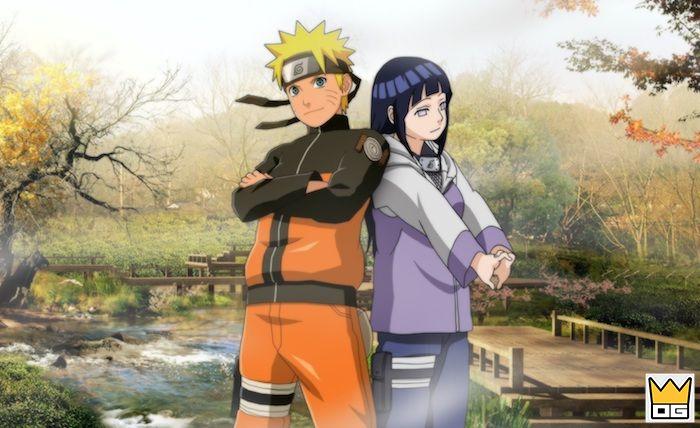 8 cặp đôi đáng yêu nhất trong Naruto