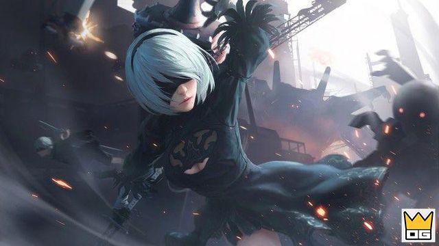 Nier: Automata sẽ được chuyển thể thành truyện tranh