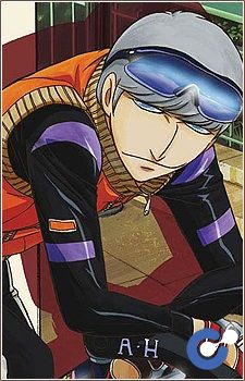 Albert Heinrich (Cyborg 009: The Cyborg Soldier)