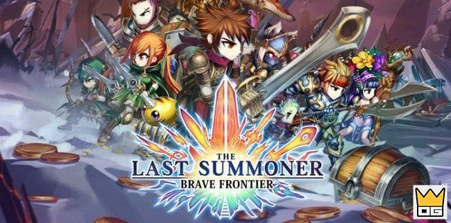 Brave Frontier: The Last Summoner đã ra mắt