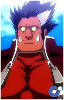 Iron Tager (BlazBlue: Alter Memory)