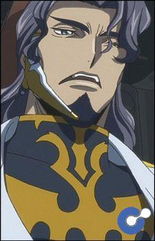 Bismarck Waldstein (Code Geass: Hangyaku no Lelouch R2)