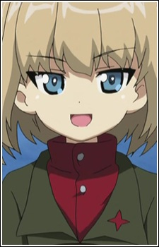 Katyusha (Girls & Panzer)