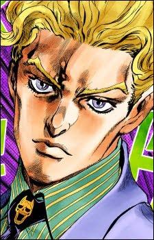 Yoshikage Kira (JoJo no Kimyou na Bouken: Diamond wa Kudakenai)