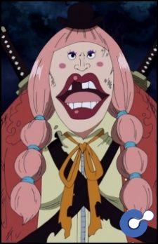 Lola Charlotte (One Piece)
