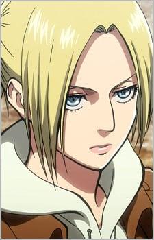 Annie Leonhart (Shingeki no Kyojin)