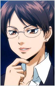 Rei Takashima (Diamond no Ace)