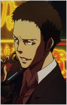 Mitsuru Sasayama (Psycho-Pass)