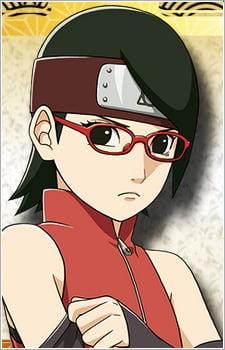 Sarada Uchiha (Boruto: Naruto the Movie)