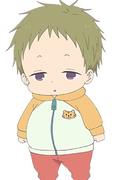 Kotarou Kashima (Gakuen Babysitters)