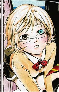 Nenene Fujiwara (Code:Breaker)