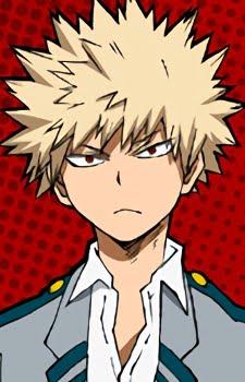 Katsuki Bakugou (Boku no Hero Academia)
