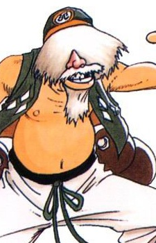 Gentsai Chin (The King of Fighters: Destiny)