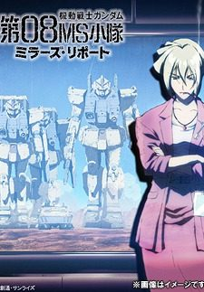 Mobile Suit Gundam The 08th MS Team Miller's Report