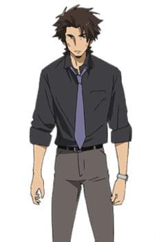 Shingo Sumeragi (Soushin Shoujo Matoi)