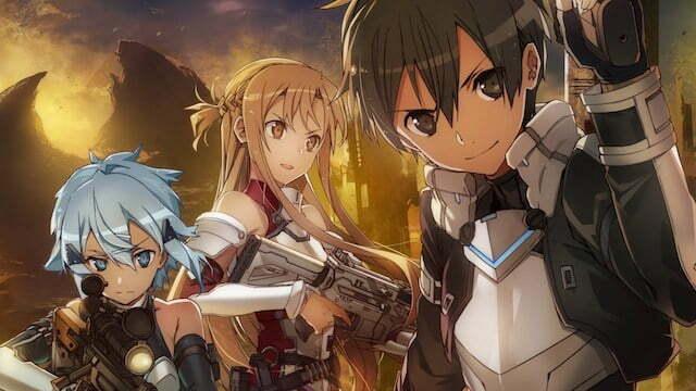 Light Novel Sword Art Online xuất sắc trở thành cuốn sách của Thập kỷ vừa qua