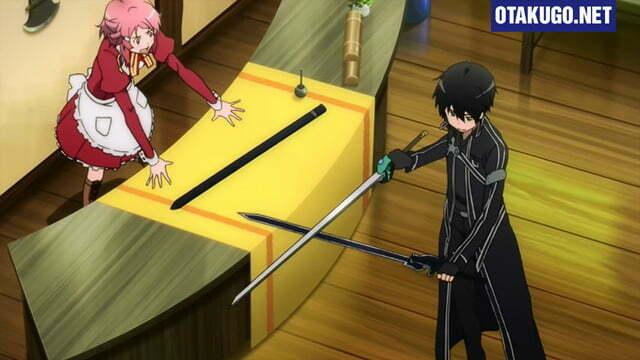 Top 10 vũ khí bá đạo nhất trong Sword Art Online