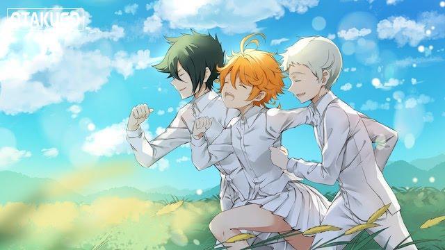 Manga Yakusoku no Neverland sẽ tạm trì hoãn 1 tuần