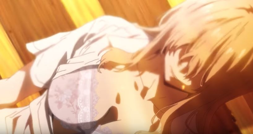 Anime Gleipnir tung PV mới hé lộ ca khúc kết thúc