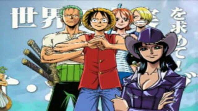 Ocean's Dream trong One Piece