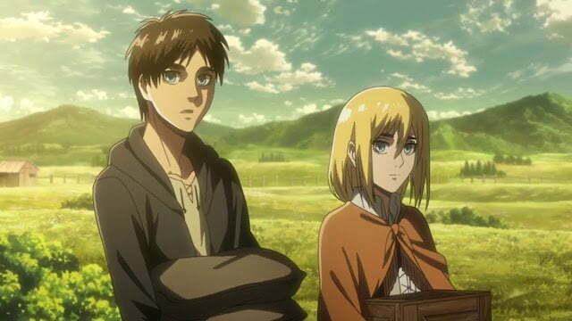 Liệu mùa cuối của anime có đem đến câu trả lời về những gì Eren và Historia đã nói với nhau?