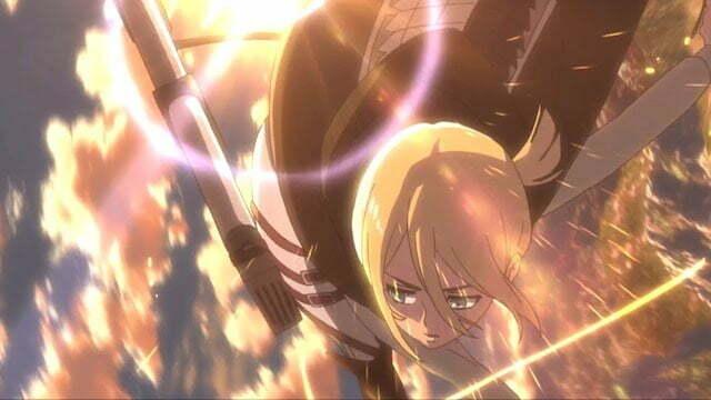 Attack on Titan: 10 điều thú vị về Historia Reiss