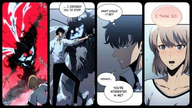 Beru bị Jin-Woo ngăn cản kịp thời