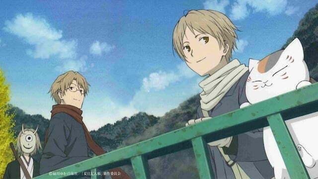Anime Natsume Yuujinchou sẽ có phần tiếp theo vào năm 2021
