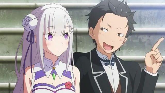 Subaru cuối cùng đã chọn Emilia