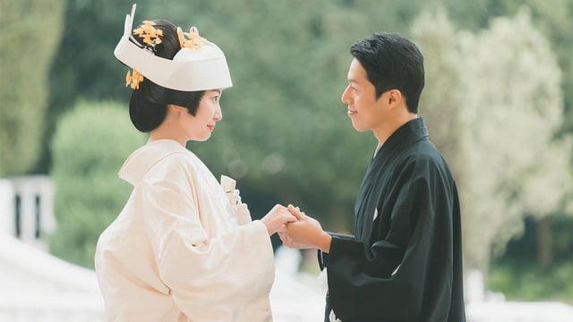 Một đám cưới truyền thống ở Nhật Bản. Ảnh: nippon.com
