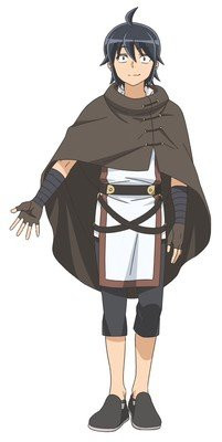 Natsuki Hanae vào vai Makoto, nam chính