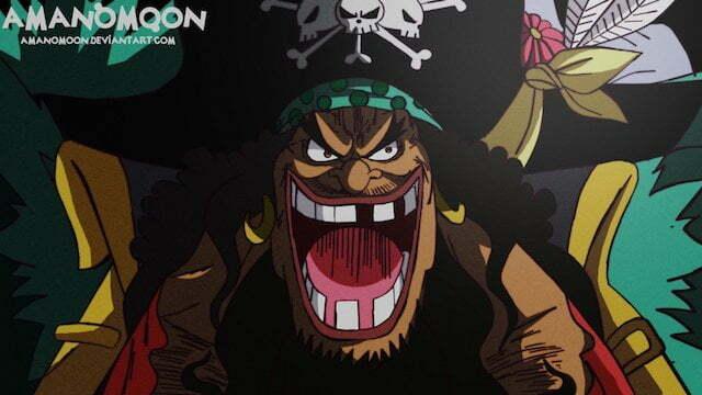 One Piece: Xếp hạng sức mạnh của Tứ Hoàng thời điểm hiện tại – Râu Đen