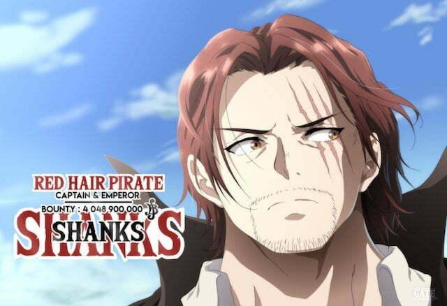 One Piece: Xếp hạng sức mạnh của Tứ Hoàng thời điểm hiện tại – Shanks