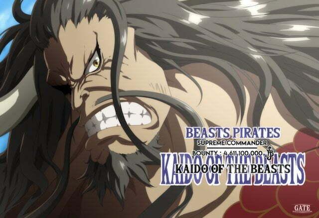 One Piece: Xếp hạng sức mạnh của Tứ Hoàng thời điểm hiện tại – Kaido