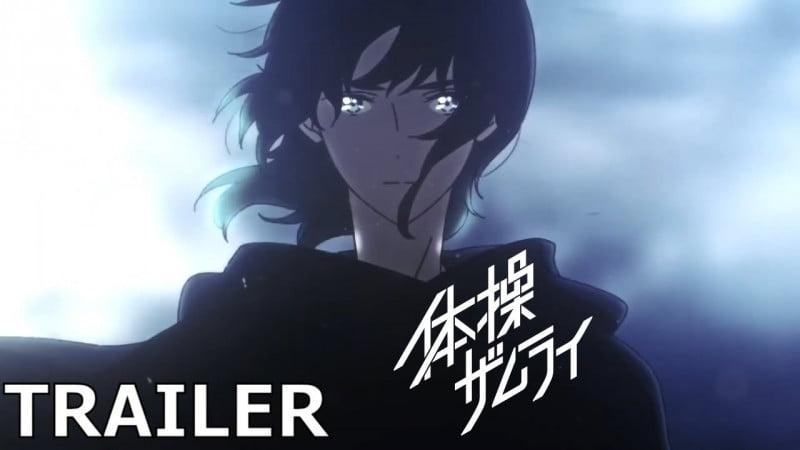 Anime Taiso Samurai tung PV mới giới thiệu ca khúc chủ đề