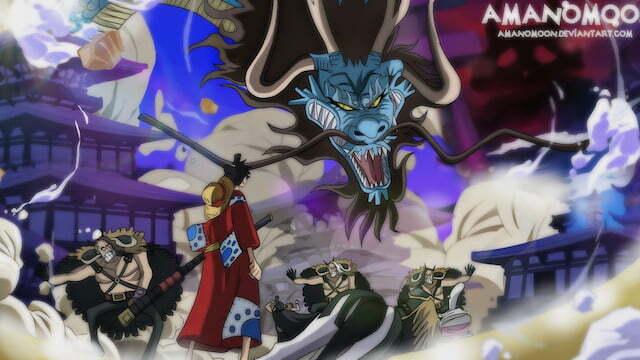 One Piece 997: Tại sao Kaido lại quyết định phá hủy Hoa Đô?