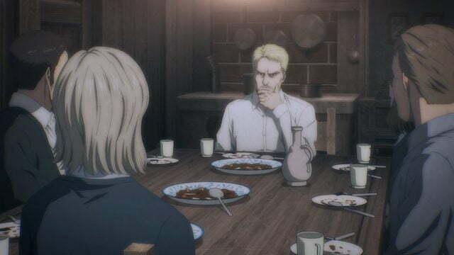 Attack on Titan Season 4 tập 2: Hình dạng thật của Titan Ngựa và kế hoạch của Zeke