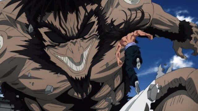 Sau Boros, chúng ta đều mong đợi được thấy sự biến đổi mới lạ của One Punch Man