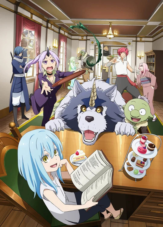 Anime The Slime Diaries: That Time I Got Reincarnated as a Slime ấn định ngày lên sóng